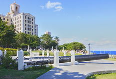 Hotel Nacional de Cuba Royalty Free Stock Photos