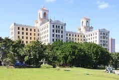Hotel Nacional de Cuba. Area of Hotel Nacional de Cuba. Havana Royalty Free Stock Images