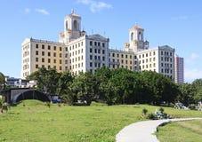 Hotel Nacional de Cuba. Area of Hotel Nacional de Cuba. Havana Stock Images