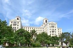 Hotel Nacional de Cuba Foto de archivo