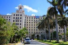 Hotel Nacional de Cuba, Havana Royalty Free Stock Images