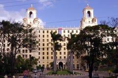 The Hotel Nacional de Cuba royalty free stock photo