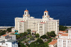 Hotel Nacional, Havana Royalty Free Stock Photography
