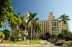 Hotel Nacional Havana Royalty Free Stock Photos