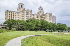 Hotel Nacional Havana Cuba Royalty Free Stock Photo