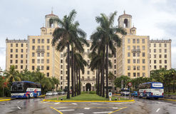 Hotel Nacional Havana Cuba Royalty Free Stock Photos
