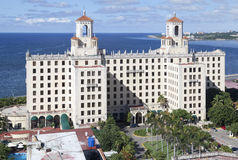 Hotel Nacional Havana Cuba Royalty Free Stock Photography
