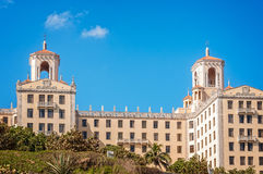 Hotel Nacional in Havana, Cuba. Stock Photos