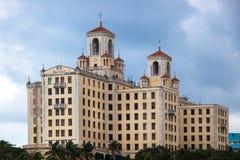 Hotel Nationaal Cuba Stock Afbeelding