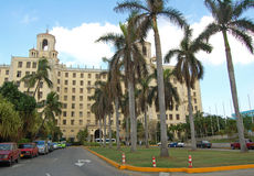 Hotel National in Cuba Stock Image