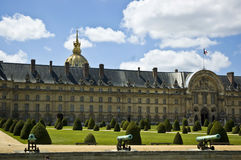Hotel National des Invalides Royalty Free Stock Photos