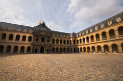 Hotel National des Invalides in Paris Stock Images