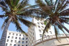 Hotel nazionale, Avana, Cuba Fotografie Stock Libere da Diritti
