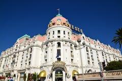 Free Hotel Negresco, Nice City, French Riviera Stock Photography - 28877632