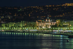 Hotel Negresco in Nice Royalty Free Stock Image