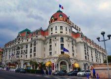 Hotel Negresco Royalty Free Stock Photography