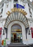 Hotel Negresco Royalty Free Stock Photo