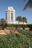 Hotel nel Qatar Immagine Stock