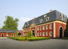 Hotel in the Netherlands Royalty Free Stock Images