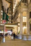 Hotel New York City de la plaza fotos de archivo