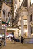 Hotel New York City de la plaza imágenes de archivo libres de regalías