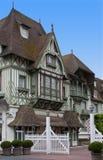 Hotel Normandia Barriere, Deauville Fotografia Stock