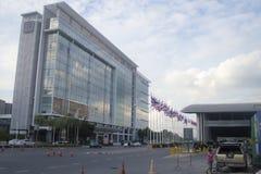 Hotel Novotel Bangkok Impact Stock Images