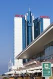 Hotel Odessa Royalty Free Stock Photography