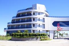 Hotel one Termas de Rio Hondo royalty free stock image