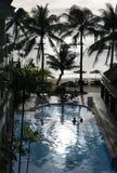 Hotel op Boracay royalty-vrije stock afbeelding
