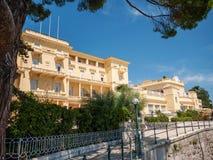 Hotel, Opatija, Croazia Fotografia Stock
