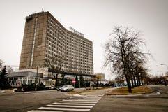 Hotel Orbis Polonez Stock Photo
