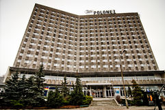 Hotel Orbis Polonez Royalty Free Stock Photography