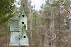 Hotel para pássaros Imagens de Stock Royalty Free