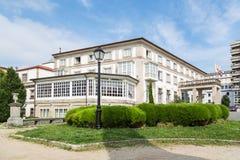 Hotel Parador de Ferrol Royalty Free Stock Image