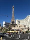 Hotel Parigi Fotografia Stock