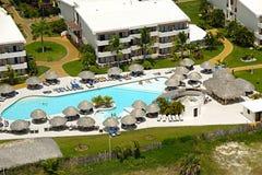 hotel park Obraz Stock