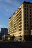 Hotel PARK INN in Astana. / Kazakhstan royalty free stock images