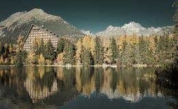 Hotel Patria in High Tatras, Slovakia Royalty Free Stock Images
