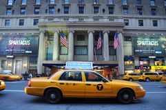 Hotel Pennsylvania Facade, New York City Royalty Free Stock Photography