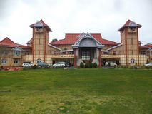 Hotel Peterhoff, Shimla Lizenzfreie Stockfotos