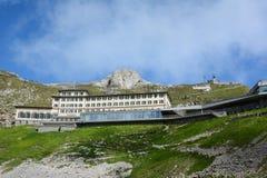 Hotel Pilatus-Kulm Stock Image