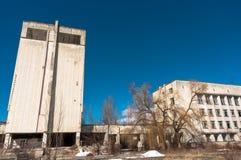 Free Hotel Polesie In Chernobyl Area Royalty Free Stock Photo - 25349805