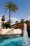Hotel pool Royalty Free Stock Image