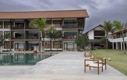 Hotel-Pool Stockfotos