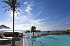 Hotel pool Stock Photography