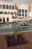 Hotel Pools Stock Image
