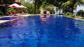Hotel por el mar Indonesia, Bali metrajes