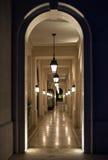 Hotel in Porto Montenegro Royalty-vrije Stock Fotografie