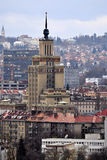 Hotel a Praga Fotografia Stock